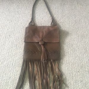 Unique Hobo Leather Bag